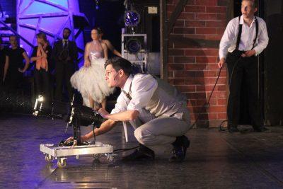 42nd Street, Musical - Benjamin Geipel als Mac