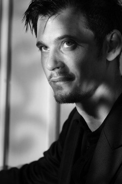 Portrait Benjamin Geipel – Aaron Cawley