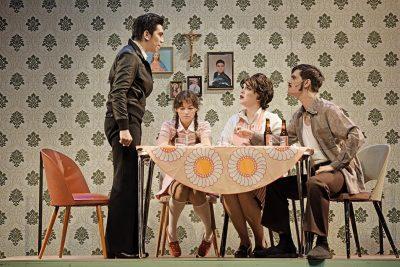 Saturday Night Fever, Musical - Benjamin Geipel als Frank Manero